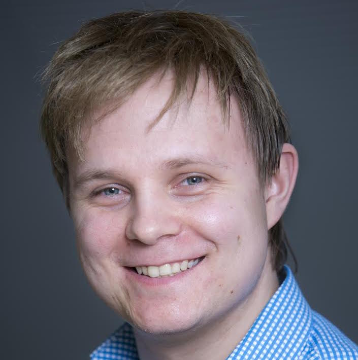 Ole Martin Moen Portrait