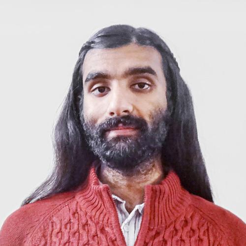 Amrit Sidhu-Brar Portrait