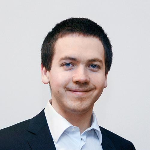Brian Tomasik Portrait