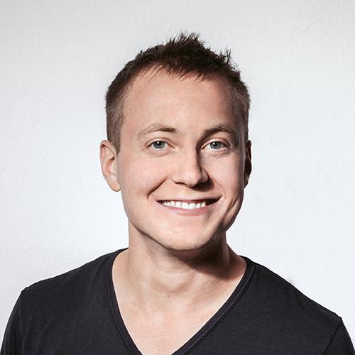 Daniel Kestenholz Portrait