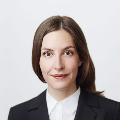 Melinda Lohmann Portrait
