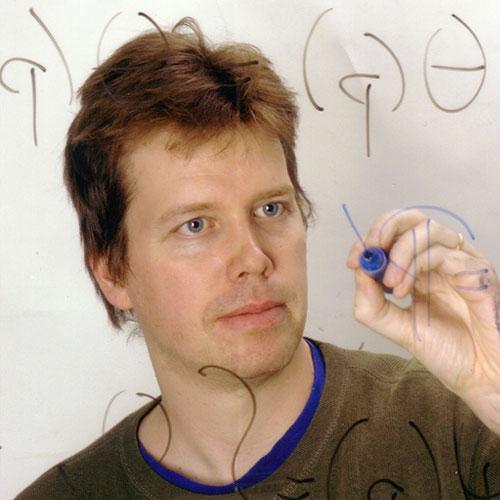 Olle Häggström Portrait