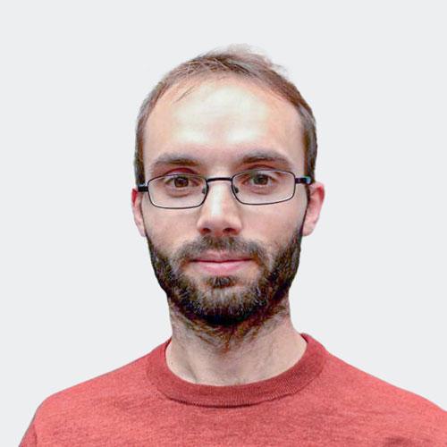Paul Knott Portrait