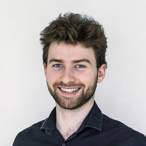 Ruairí Donnelly Portrait